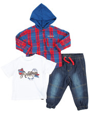 Sets - Brooklyn 3 Piece Set (Infant 12-24 mo)