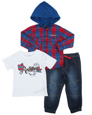 Boys - Brooklyn 3 Piece Set (2T-4T)