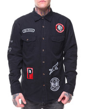 PUNK ROYAL - Surplus Patch Woven-2142312