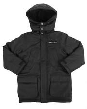 Outerwear - Ballistic Snorkle Jacket (8-20)