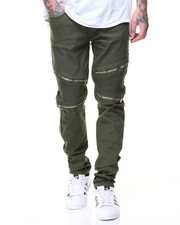 Men - Moto Zippers Jean