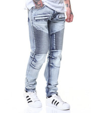 Men - Indigo Flash Motto Jeans