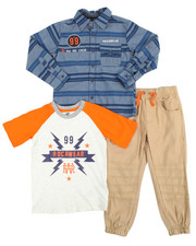 Boys - 3 Piece Set (4-7)