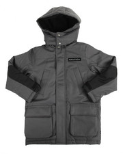 Boys - Ballistic Snorkle Jacket (8-20)