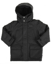 Boys - Ballistic Snorkle Jacket (2T-4T)