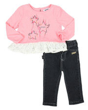 Girls - Falling Star Top 2 Piece Set (Infant)