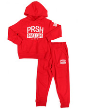 Boys - L/S Hoody & Jogger Set (4-7)