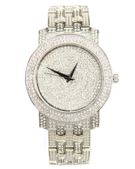 Buyers Picks - Iced Out Watch