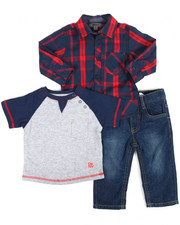 Boys - Galaxy 3 Piece Set (Infant)