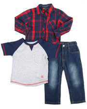 Boys - Galaxy 3 Piece Set (2T-4T)