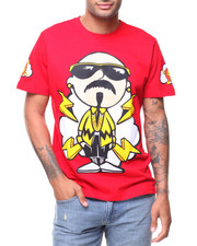 Men - Cartoon Tee