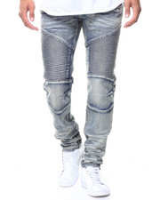 Men - Mud Indigo Motto Jeans