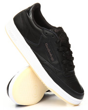 Reebok - CLUB C 85 LEATHER SNEAKERS