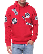 Buyers Picks - Rebel Patches Squad Pullover Hoodie