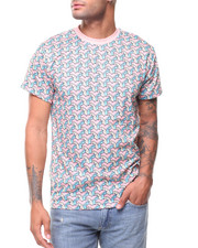 Pink Dolphin - VAGUE TEE