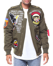 Buyers Picks - Patches Bomber Jacket