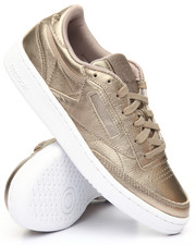 Reebok - CLUB C 85 MELTED METAL SNEAKERS