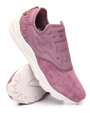 Reebok - FURYLITE SLIP ON FBT SNEAKERS