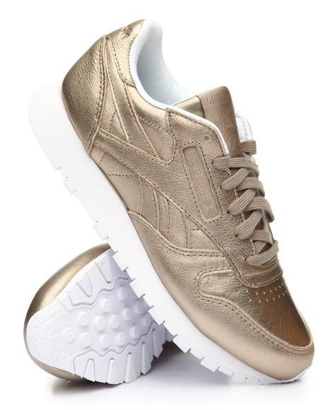 e41d58fce90 Buy CLASSIC LEATHER L SNEAKERS Women s Footwear from Reebok. Find ...