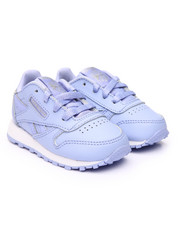 Girls - CLASSIC LEATHER PASTEL TD SNEAKERS (5-10)