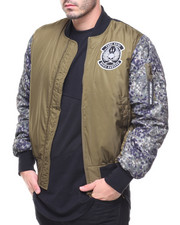 The Classic Bomber Jacket - M41 Bomber Jckt