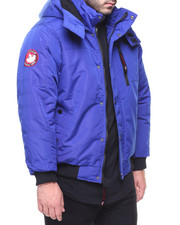 Buyers Picks - Canada Weather Gear Bomber Parker w Hood