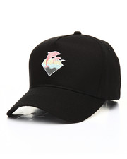 Pink Dolphin - Fall Waves Snapback Cap