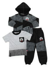 Sets - 3 Piece Jogger Set (8-20)