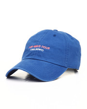 Pink Dolphin - Wave Tour Strapback Cap
