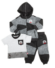Sets - 3 Piece Jogger Set (Infant)