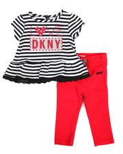 DKNY Jeans - I-Love 2 Piece Set (Infant)