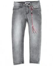 Sizes 4-6x - Kids - Sequin Back Pocket Jegging (4-6X)