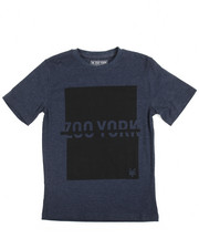 Zoo York - S/S Mnml Split Tee (8-20)