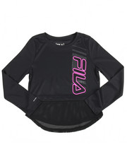 Tops - L/S Hybrid Performance Top (7-16)