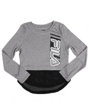 Cyber Monday Deals - L/S Hybrid Performance Top (7-16)