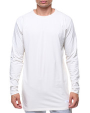 Buyers Picks - L/S Basic Long Length Tee