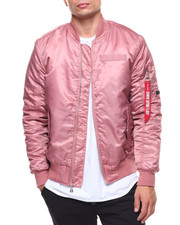 The Classic Bomber Jacket - MA1 Jacket-2144281
