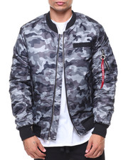 Light Jackets - MA1 Bomber Jacket-2144193