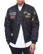 Buyers Picks - Aviator Flight Jacket