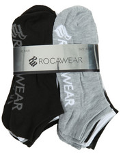 Rocawear - 10 Pack No Show Socks