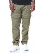 Pete Garment Dye Jogger Pant (B&T)