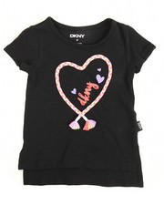 Sizes 2T-4T - Toddler - Heart Rope Tee (2T-4T)