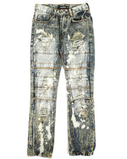 Arcade Styles - Cut Knee Jeans (8-20)