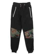Sweatpants - Fleece Joggers (8-20)