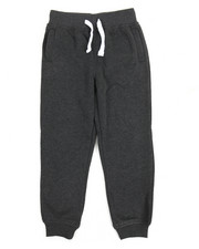 Bottoms - Basic Fleece Jogger (4-7)