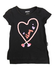 Cyber Monday Deals - Heart Rope Tee (4-6X)