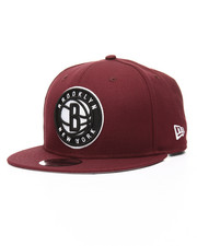 NBA, MLB, NFL Gear - 9Fifty Nets Maroon Snapback