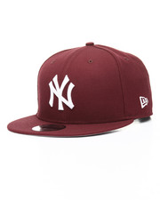NBA, MLB, NFL Gear - 9Fifty Yankees Maroon Snapback
