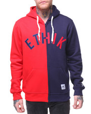 ETHIK CLOTHING CO - Split Zip Hoodie
