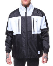 ETHIK CLOTHING CO - Retro Block Windbreaker